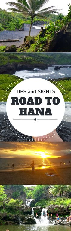 Road To Hana Maui Hawaii - See what to do on Road to Hana and tips for your adventure! Fresh Water pools, waterfalls and hikes are just some of the great things to see not the Road to Hana in Maui Hawaii.
