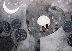 El ladron de palabras libro infantil -Nathalie Minne