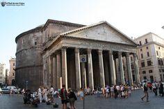 Panteón de Ágripa, Roma