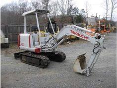Takeuchi Mini Excavators    http://www.rockanddirt.com/equipment-for-sale/TAKEUCHI/excavators-mini