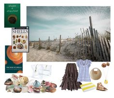 """""""Long Island Sand Dunes"""" by christined1960 ❤ liked on Polyvore featuring Philmore, La Concha, Madewell, Ulla Johnson, Aurélie Bidermann and Luxor Linens"""