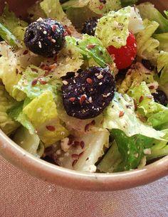 Lots of delicious  #healthy salad #recipes