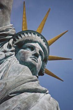 Lady Liberty by shari