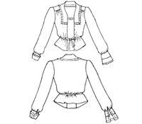 Folkwear Patterns - Romantic Fashions
