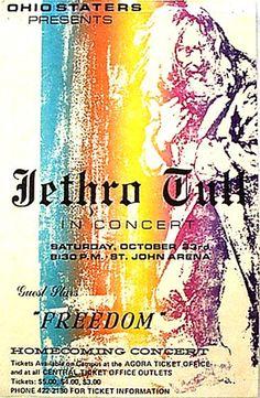 Jethro Tull - Ohio, USA 1971j