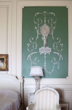 Mrs. Vanderbilts boudoir