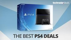 TechRadar Deals: Cheapest ever PS4 deals: Get the PS4 with FIFA 17 for just 149