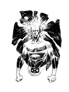 CYCLOPS_commission by EricCanete on deviantART