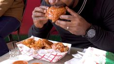 Chicken Shack, Fast Food Chains, Group Meals, Fried Chicken, Entrees, Food To Make, Fries, Dishes, Breakfast