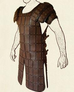 squared viking leather armor - Google zoeken