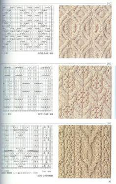 20 patrones gratis de tejido en Dos Agujas   Crochet y Dos agujas
