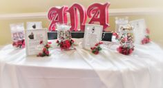 Sweet 16 / quinceanera Stylish Names by DesignsbyDazey on Etsy, $85.00
