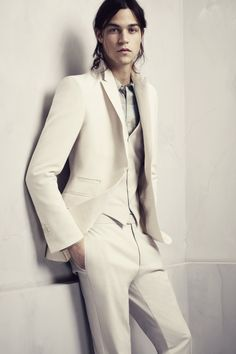 Suit Off white