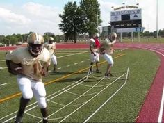 Central RB Drills - YouTube Football Drills, Youth Football, Football Techniques, Running Back, Plays, Coaching, Workouts, Nfl, High School
