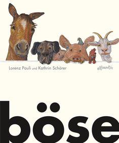 Dolent / Lorenz Pauli i Kathrin Schärer books Atlantis, Kindergarten Books, Kids Reading, Farm Animals, Scooby Doo, Illustrators, Literacy, Moose Art, Kids Fashion