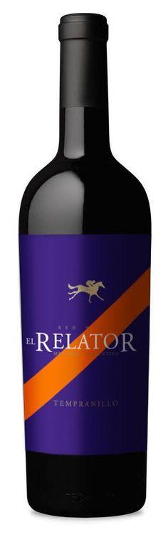 El Relator Wines - Mendoza - Argentina - Estudio Morales & Testoni