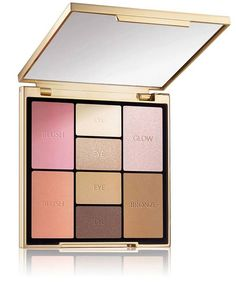 40 Colors Smoky Matte Eyeshadow Pallete Mixed Color Baking Powder Eye Shadow Palette Naked Nude Glitter Cosmetic Beneficial To Essential Medulla Beauty & Health