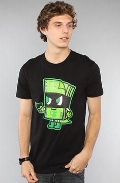 $13 Tokidoki The Money Talks Tee In Black - Use repcode SMARTCANUCKS for 10% off on #PLNDR - http://www.lovekarmaloop.com