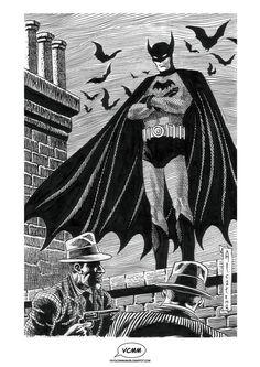 The Batman - Enrique Alcatena