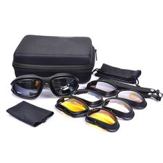 Product : Daisy C5 Tactical Glasses Military Glasses Polarized 4 Lenses Interchangeable Tactical Goggles Airsoft Goggles with Hard Case, Straps, Pouch, Cloth Special Discount : 70% OFF Price : $8.99 Join as a seller https://www.bestonereview.com/seller/info Join as a reviewer https://www.bestonereview.com/reviewer/info #BestOneReview #amazonreviews #amazondeals #amazon #amazonia #reviewer #review #customerreview #amazonfashion #deals #sale #sales #womensfashion #AmazonCoupons  #AmazonSale
