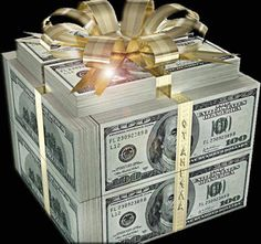 Happy Birthday -- Box of Money Happy Birthday Wishes Cake, Happy Birthday Images, Happy Birthday Greetings, Birthday Money, Birthday Box, Birthday Cards, Don D'argent, Creative Money Gifts, Happy B Day