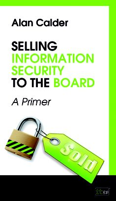 This pocket guide will help you with the essential sales skills that, persuade company directors to commit money and resources to your information secuirty initiatives.
