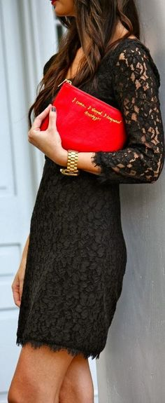 #a Dvf Lbd by For All Things Lovely