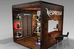nespresso kiosk