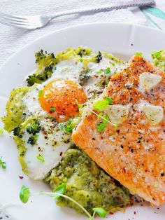 Fish Recipes, Great Recipes, Fish And Seafood, Avocado Toast, Quiche, Food And Drink, Meat, Chicken, Dinner