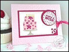 FLASH CARD Make a Wish - www.SimplySimpleStamping.com - January 12, 2016