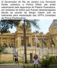 Soldados Humor Político - Segurança Pública Rio de Janeiro