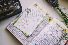 {Grace's Garden Walk} On Journaling // Chavalah
