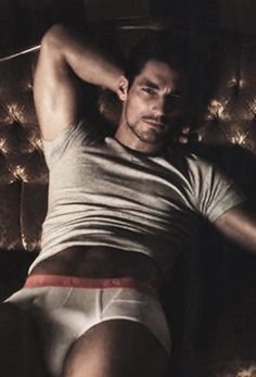 DAVID GANDY ....just made it in time for our daily dose of DG!