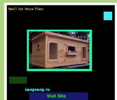 Small Cat House Plans 141620 - The Best Image Search