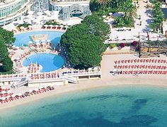Le Méridien Beach Plaza, Monte-Carlo. #www.frenchriviera.com