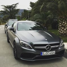 Mercedes-Benz AMG C 63 coupe