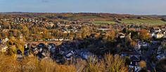 A wide View of Tavistock.