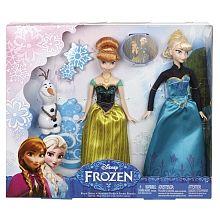 Frozen - Mega Pack Anna, Elsa e Olaf