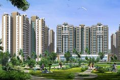 Exotica Dreamville Flats in Noida Extension