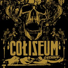 Coliseum's Goddamage EP    http://coliseum.bandcamp.com/album/goddamage-ep    1.  Year Of The Pig 02:34  2.  Theme  3.  Miracle Cure  4.  Dehumanize  5.  Turn To Dust  6.  Reborn To Hang  7.  Head Down & Burn  8.  Set It Straight  about  Deluxe reissue released December 2010 by Temporary Residence on Vinyl / Digital. CD released by Auxiliary Records.  credits  released 01 May 2005