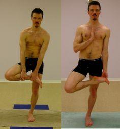Bikram Yoga Before And After Hip Opener