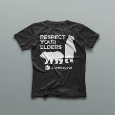 T-Shirt Image of Respect Your Elders Respect Your Elders, Respect Yourself, Best Friend Quotes Meaningful, Meaningful Sayings, Lgbt, Respect Women Quotes, Hope Quotes, Quotes Quotes, Best Friendship Quotes