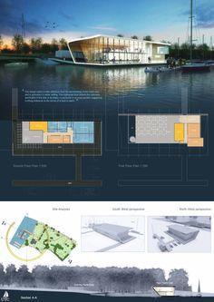 presentation board  boat club