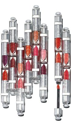 The ultimate lip hybrid from Dior. Shine of a lip gloss, coverage of a lipstick.