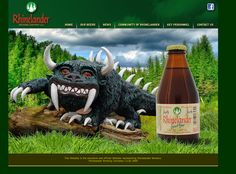 Rhinelander beer.  If visiting the northern third of Wisconsin, be on the look out for the horrible hodag!!!