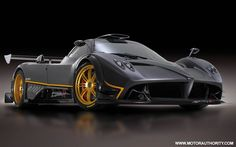 pagani zonda r official photos 003