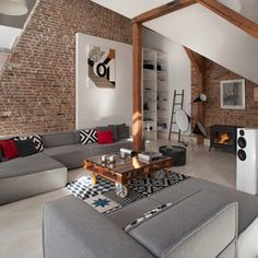 Un loft de diseño