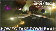 How to Take Down TITAN ALPHA! - Ghost Recon Breakpoint Tips Welcome back to Ghost Recon Breakpoint. In this video we're going through the tips on how to take. Xbox One Pc, Gaming Merch, Take That, Tips, Youtube, Instagram, Youtubers, Youtube Movies, Counseling