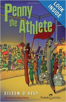 Penny the Athlete. Mercier Press. Rights renewed for 5 more years by Global Book Rights.