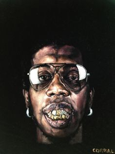 All Gold Everything - Trinidad James celebrated in Black Velvet by Gil Corral, 2013 Trinidad James, Hip Hop Classics, Gold Everything, African Royalty, Music Tours, Dont Kill My Vibe, Hip Hop Art, The Wiz, Drawing S